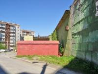 Pervouralsk, Beregovaya st, 房屋 26А. 车库(停车场)