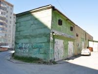 Pervouralsk, Beregovaya st, house 26А. garage (parking)