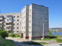 Первоуральск, улица Береговая, дом 34. многоквартирный дом