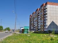 Первоуральск, улица Береговая, дом 76В. многоквартирный дом