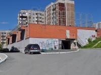 Первоуральск, улица Береговая. гараж / автостоянка