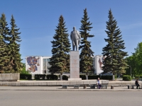 Pervouralsk, 纪念碑 В.И. ЛенинуVatutin st, 纪念碑 В.И. Ленину