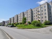 Первоуральск, улица Данилова, дом 9. многоквартирный дом