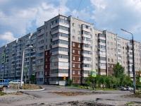 Первоуральск, улица Данилова, дом 2. многоквартирный дом
