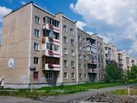 Первоуральск, улица Данилова, дом 3. многоквартирный дом