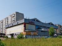 Первоуральск, улица Данилова, дом 6. многофункциональное здание
