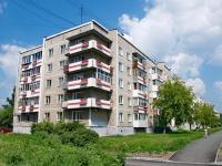 Первоуральск, улица Данилова, дом 7. многоквартирный дом