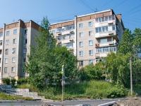 Первоуральск, улица Данилова, дом 13. многоквартирный дом