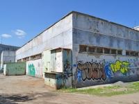 Первоуральск, улица Данилова. хозяйственный корпус