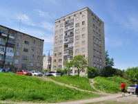 Pervouralsk, Lenin st, house 27. Apartment house