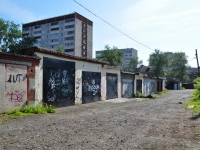 Pervouralsk, Malyshev st, garage (parking)
