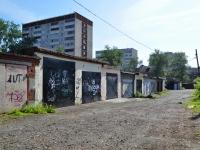 Первоуральск, улица Малышева. гараж / автостоянка