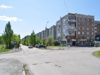 Pervouralsk, Chekistov st, house 6. Apartment house