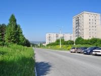 Pervouralsk, Kosmonavtov avenue, 房屋 1А. 公寓楼