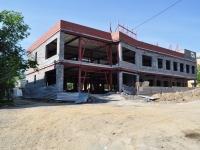 Pervouralsk, 1st Maya st, house 9. building under construction