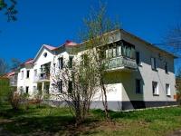 Первоуральск, улица Герцена, дом 9А. многоквартирный дом