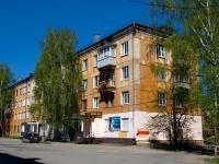 Первоуральск, улица Герцена, дом 10. многоквартирный дом