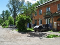 Pervouralsk, Papanintsev st, house 6Б. Apartment house