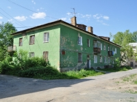 Pervouralsk, Papanintsev st, house 16. Apartment house