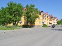 Pervouralsk, Chkalov st, house 35. Apartment house