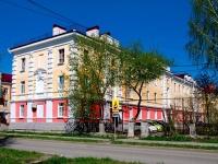 Первоуральск, улица Чкалова, дом 34. многоквартирный дом