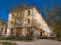 Первоуральск, улица Чкалова, дом 36. многоквартирный дом