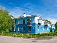 Первоуральск, улица Чкалова, дом 14. многоквартирный дом