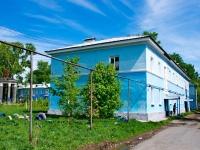 Первоуральск, улица Чкалова, дом 18Б. многоквартирный дом