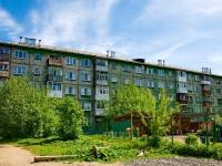 Первоуральск, улица Чкалова, дом 19А. многоквартирный дом