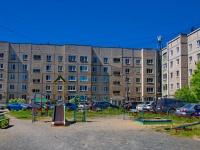 Первоуральск, улица Чкалова, дом 32. многоквартирный дом