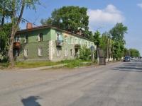 Первоуральск, улица Трубников, дом 13. многоквартирный дом