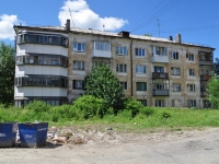 Pervouralsk, Trubnikov st, house 26А. Apartment house