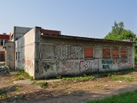 Pervouralsk, Trubnikov st, house 42А. vacant building