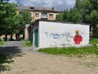 Pervouralsk, Trubnikov st, garage (parking)