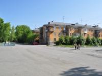 Первоуральск, улица Физкультурников, дом 4. многоквартирный дом