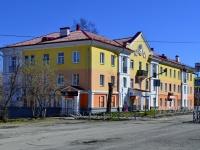 Первоуральск, улица Физкультурников, дом 3. многоквартирный дом