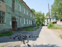 Pervouralsk, Volodarsky st, house 4. Apartment house