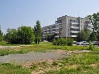 Первоуральск, улица Володарского, дом 12. многоквартирный дом