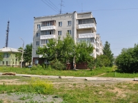Первоуральск, улица Володарского, дом 16. многоквартирный дом