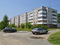 Pervouralsk, Volodarsky st, house 18. Apartment house