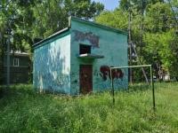 Первоуральск, улица Володарского. хозяйственный корпус