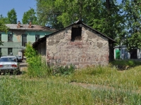 Первоуральск, улица Володарского. неиспользуемое здание