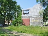Pervouralsk, Volodarsky st, garage (parking)