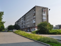 Первоуральск, улица Комсомольская, дом 17Б. многоквартирный дом