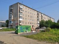 Первоуральск, улица Комсомольская, дом 19Б. многоквартирный дом