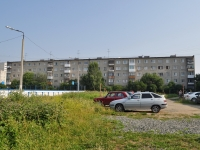 Первоуральск, улица Комсомольская, дом 21А. многоквартирный дом