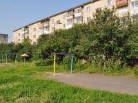 Pervouralsk, Komsomolskaya st, house 23А. Apartment house