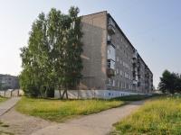 Первоуральск, улица Комсомольская, дом 23А. многоквартирный дом