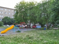 Pervouralsk, Komsomolskaya st, house 27. Apartment house
