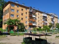 Первоуральск, улица Комсомольская, дом 3Б. многоквартирный дом